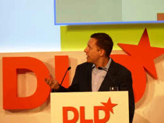 Peter Thiel - DLD