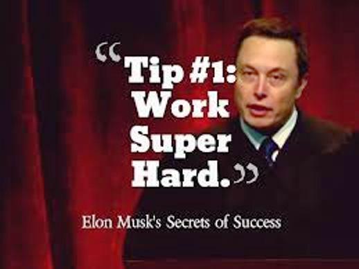 Elon Musk tip